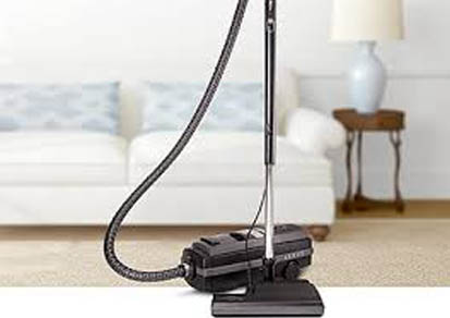Canister Vacuums Hazels In Home Vacuum Solutions